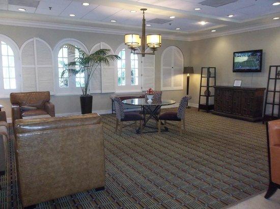 DoubleTree by Hilton Hotel San Antonio Airport : Lobby