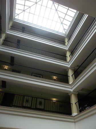 DoubleTree by Hilton Hotel San Antonio Airport : Skylight