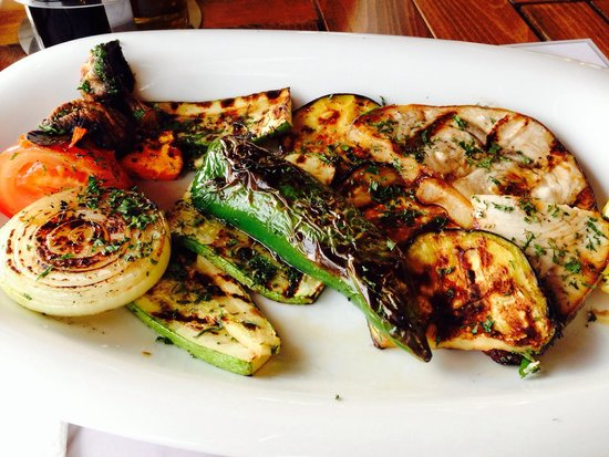 Fish Restaurant: Swordfish :)