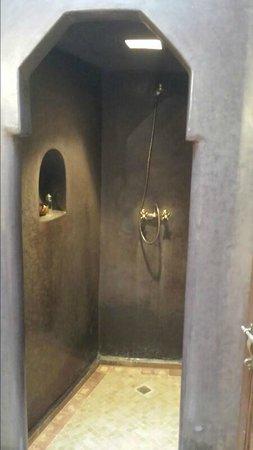 Le jardin d'Abdou: Goede douche faciliteiten