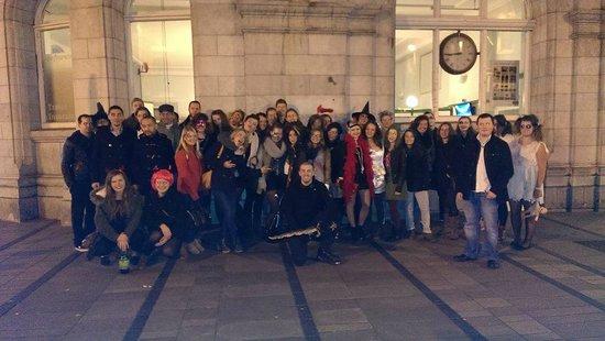 Cork City Pub Crawl: Start of the night