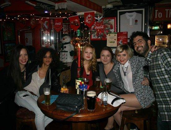 Cork City Pub Crawl: Inside the Thomond