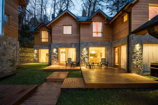 Serena casas de montana for Casa en la montana