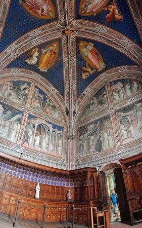 Basilica San Miniato al Monte : San Miniato al Monte - Sagrestia