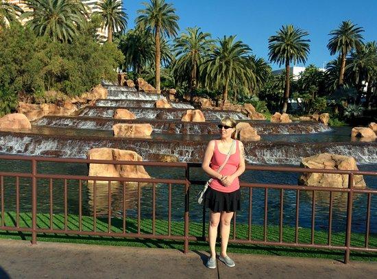 The Mirage Hotel & Casino: The Lake