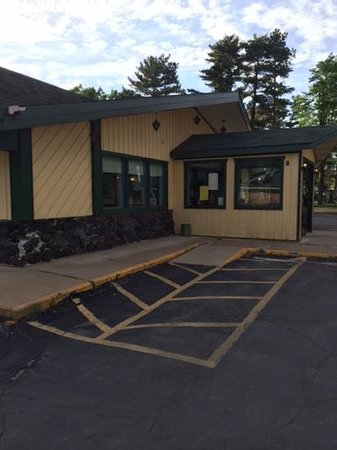 Jenny's Family Restaurant : Front of building