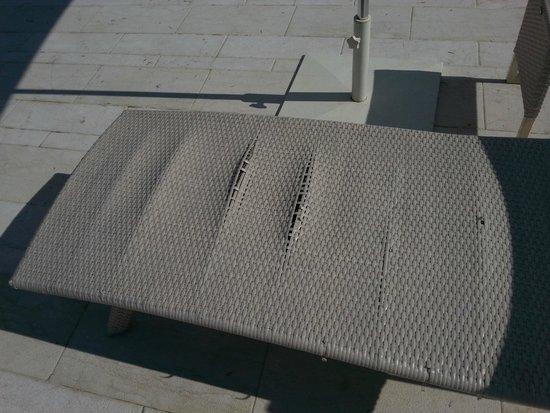 Allegroitalia Pisa Tower Plaza: transat de la piscine
