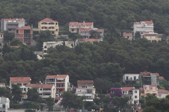 Villa Fani - Apartments in Trogir: Villa Fani in the Hill