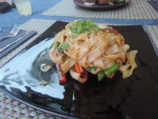 La Finca : Drunken noodles