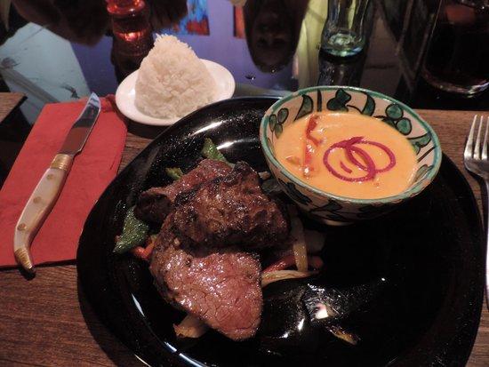 La Finca Steak