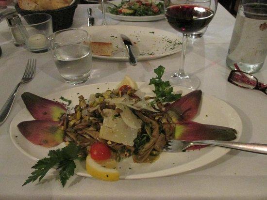 La Cucina del Garga: Delicious Artichoke App!