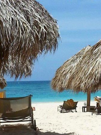 Iberostar Grand Hotel Bavaro: Vista da praia