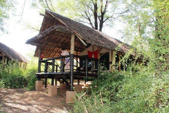 Samburu Intrepids Luxury Tented Camp: Glamping at it's finest