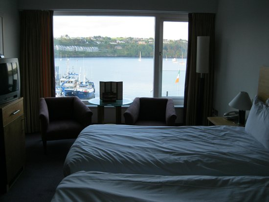 Trident Hotel Kinsale: View from the room