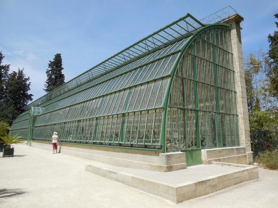 Jardin des plantes : The New Cactus House