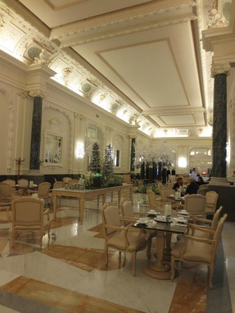 Boscolo Prague, Autograph Collection: Lobby