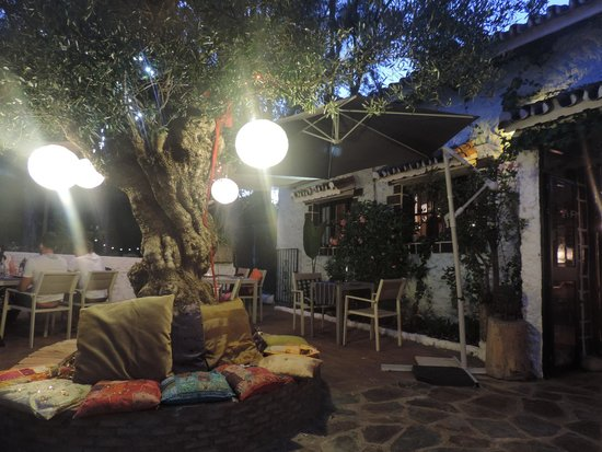 La Finca: Beautiful surroundings