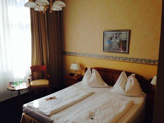 Hotel Beethoven Wien: chambre de l'hotel Beethoven