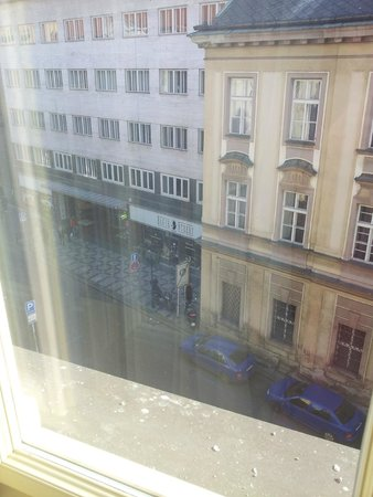 Barcelo Old Town Praha: vista habitación 2