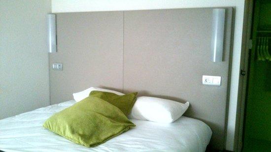 Campanile Chalon-Sur-Saone : la chambre