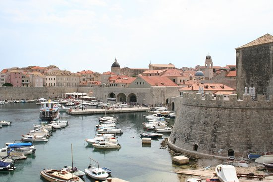 Valamar Club Dubrovnik: view of Dubrovnik