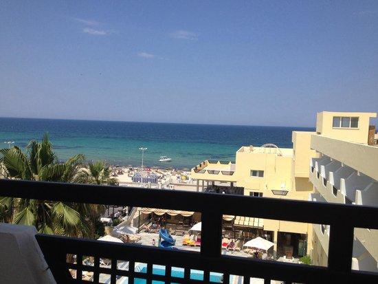 Karawan Beach & Resort: View from room 317