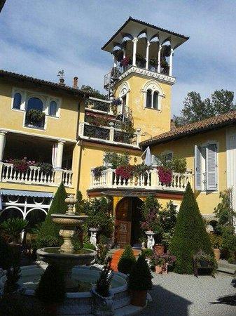 Villa Althea : Il cuore della villa