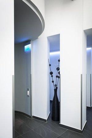 La Prima Fashion Hotel Vienna: Hotel Interior