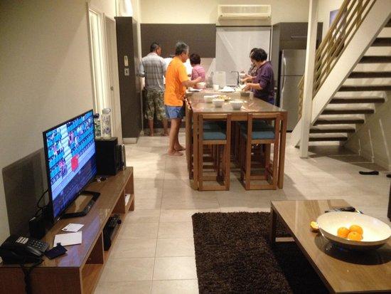The Sebel Busselton: Dinner time