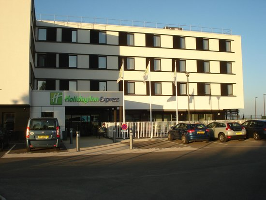 Holiday Inn Express Dijon : The hotel