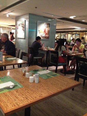 Regal Kowloon Hotel: 朝食の料理は品数が多く、美味しい!