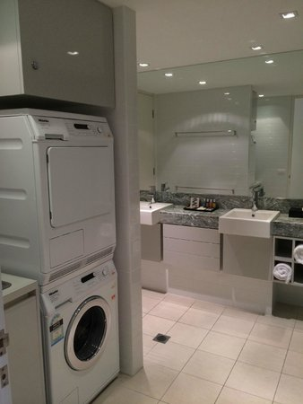Coconut Grove Apartments: the second bathroom of 2 bedroom apartment
