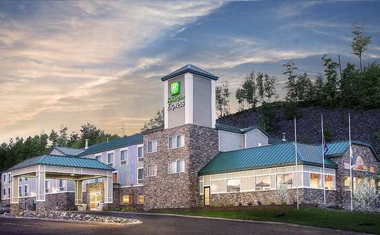Holiday Inn Express Houghton - Keweenaw : Welcome to the Holiday Inn Express of Houghton, MI!