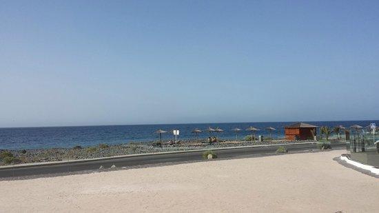 Sandos San Blas Nature Resort & Golf: View from the adult pool