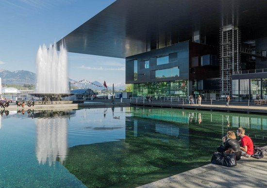 KKL Luzern - Lucerne Culture and Convention Centre: KKL Luzern
