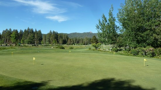 Edgewood Tahoe Golf Course: Edgewood Tahoe