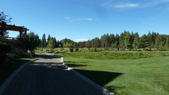 Edgewood Tahoe Golf Course : Edgewood Tahoe
