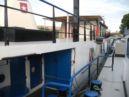 Botel Maastricht : Platform