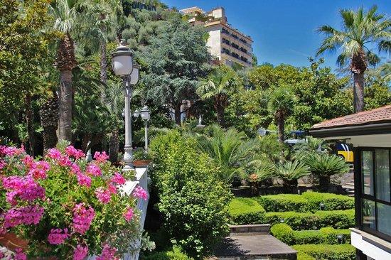 Grand Hotel Parco Del Sole: Ingresso