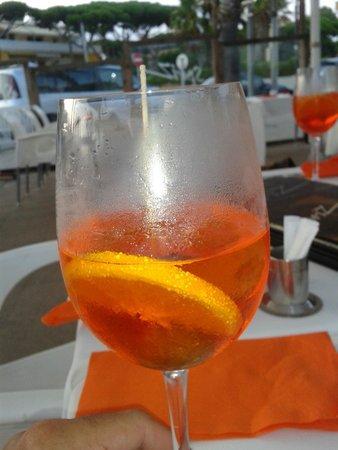 Spriz : Spritz; un aperitivo perfecto