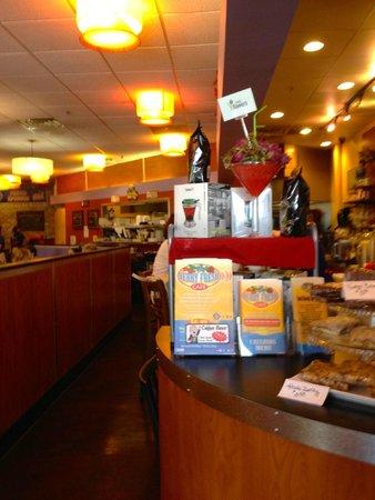 Berry Fresh Cafe: near front cash register