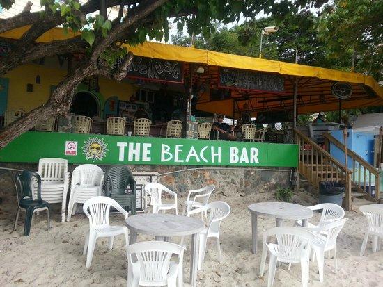 The Beach Bar: 6/15/2014