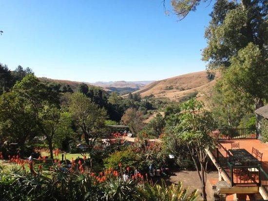 Cavern Drakensberg Resort & Spa: Beautiful view!