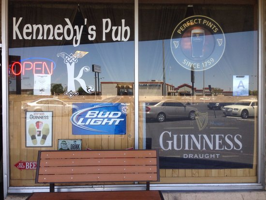Victorville, CA: Kennedy's Pub