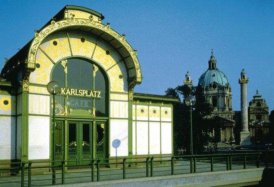 Arthotel ANA Prime: Karlsplatz