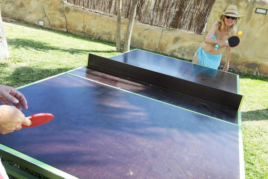 Marconfort Beach Club Hotel: Ping Pong