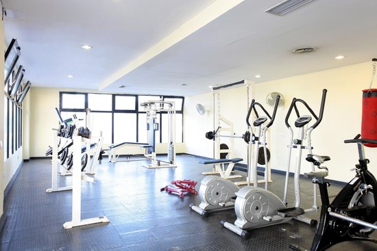 Marconfort Beach Club Hotel: Gym