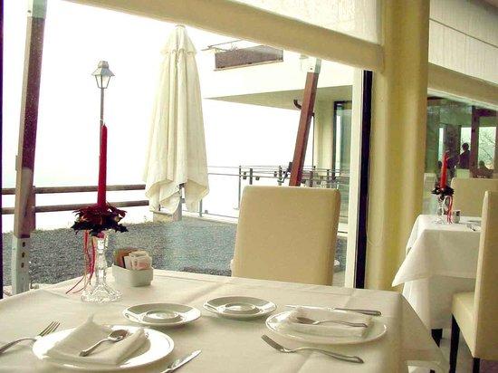 Relais Sans Soucis & Spa: Sala Colazione