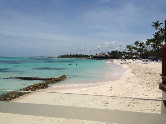 Club Med Punta Cana: vue du bar celeste