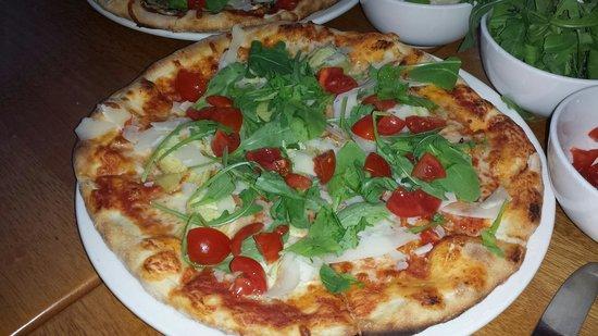 Speranza: Good looking Food. Great tasting food.